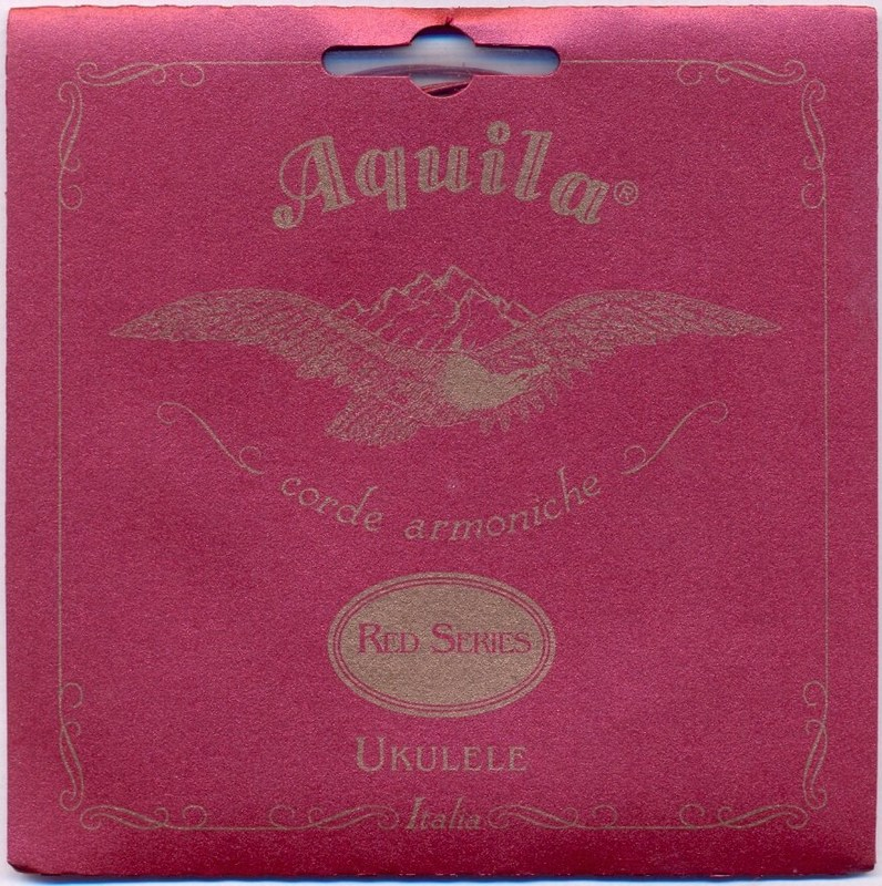 AQUILA RED 87U TENOR STRUNY GCEA