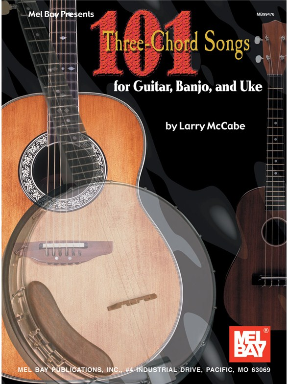 Knihy A Cd Books 101 3 Chord Songs Ukeshop