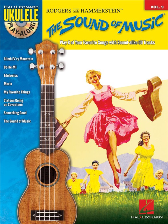 THE SOUND OF MUSIC FOR UKULELE