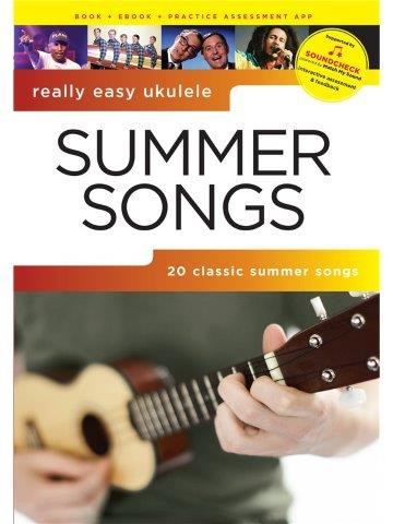 REALLY EASY UKULELE : SUMMER SONGS