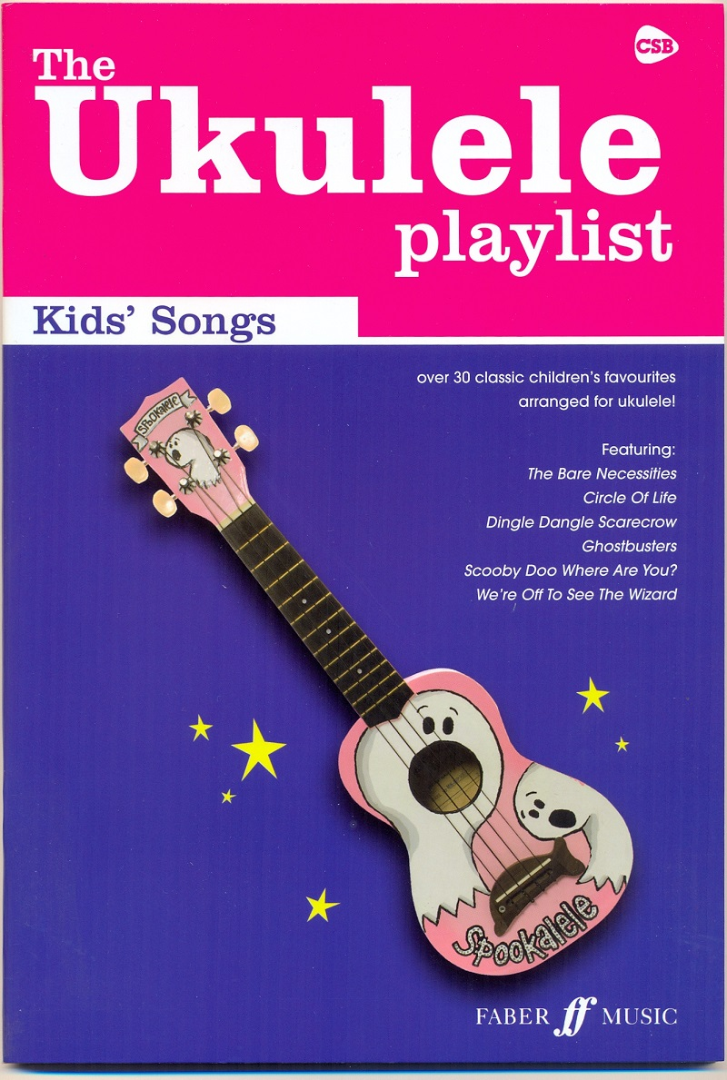THE UKULELE PLAYLIST - KIDS´ SONGS