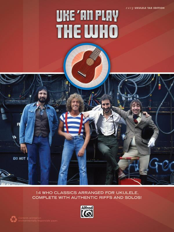 UKE´ AN PLAY THE WHO