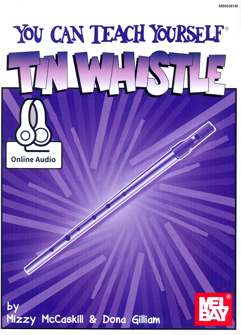 YOU CAN TEACH YOURSELF TIN WHISTLE