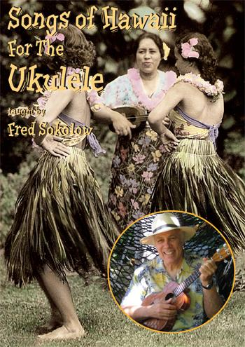 DVD SONGS OF HAWAII FOR THE UKULELE