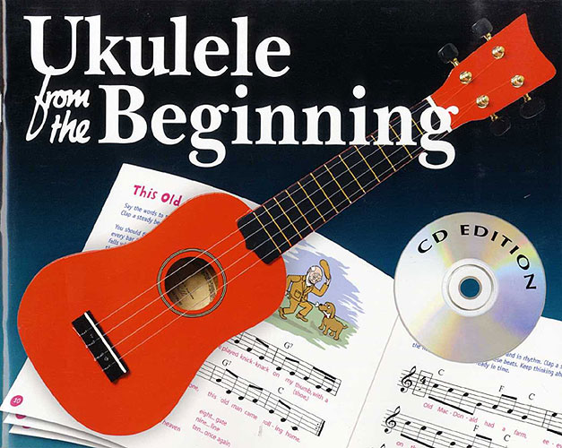 UKULELE FROM THE BEGINNING CD AJ