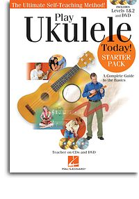 PLAY UKULELE TODAY STARTER PACK