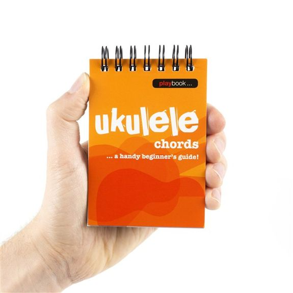 UKULELE CHORDS - HANDY BEGINNER´S GUIDE AJ Kapesní