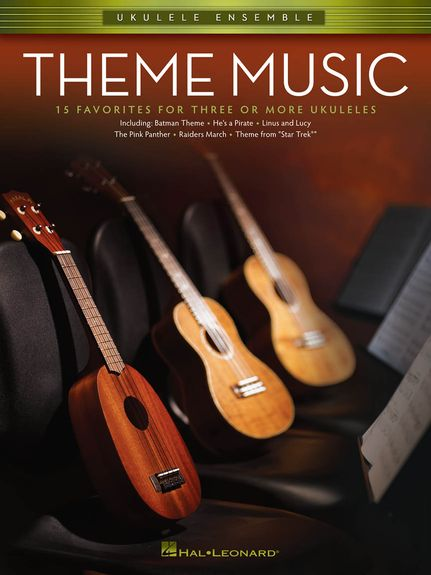 UKULELE ENSEMBLE THEME MUSIC