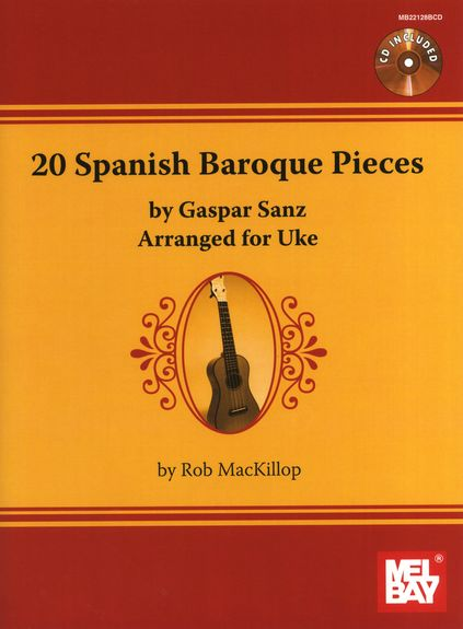 20 SPANISH BAROQUE PIECES
