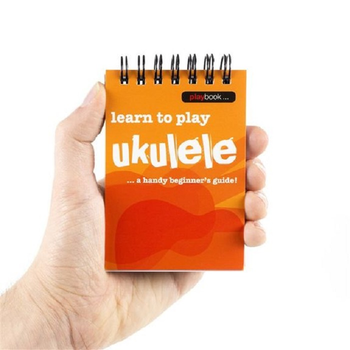 LEARN TO PLAY UKULELE - HANDY BEGINNER´S GUIDE AJ Kapesní