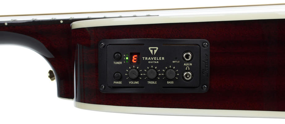 TRAVELER GUITAR TR ACOUSTIC EQ SBG - AG450E