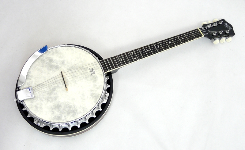 "BJ306 BARNES & MULLINS ""PERFECT"" GUITAR BANJO"