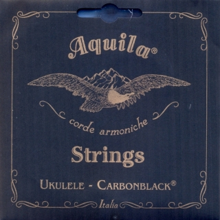 AQUILA CARBONBLACK LOW G SOPRANO SET 148U