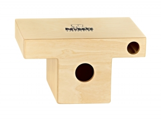 NINO SLAP TOP CAJON NATURAL - NINO953