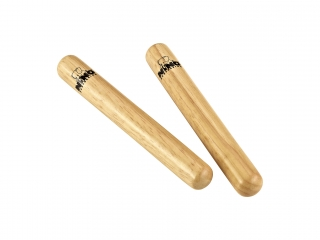 NINO574 WOODEN CLAVES
