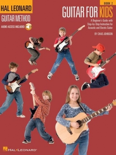 HAL LEONARD GUITAR METHOD- GUITAR FOR KIDS 2