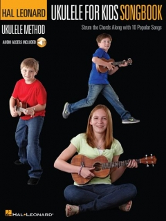 UKULELE FOR KIDS SONGBOOK AJ