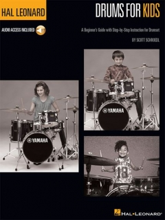 HAL LEONARD - DRUMS FOR KIDS