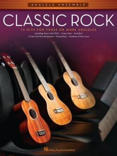 UKULELE ENSEMBLE - CLASSIC ROCK