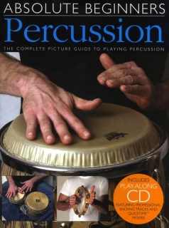 ABSOLUTE BEGINNERS PERCUSSION