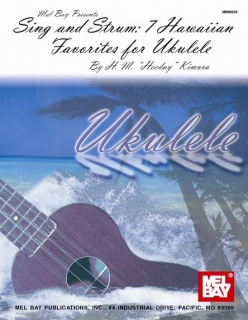 HAWAIIAN FAVORITES FOR UKULELE