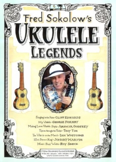 FRED SKOLOW´S UKULELE LEGENDS