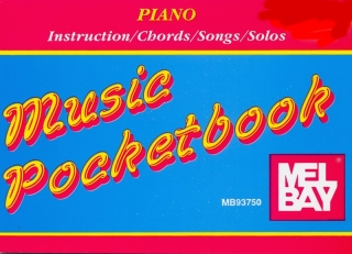 PIANO MUSIC POCKETBOOK