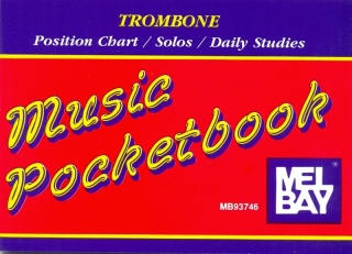 TROMBONE MUSIC POCKETBOOK
