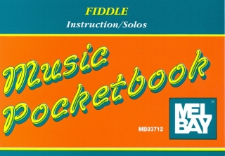 FIDDLE MUSIC POCKETBOOK