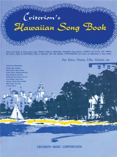 CRITERION´S HAWAIIAN SONG BOOK