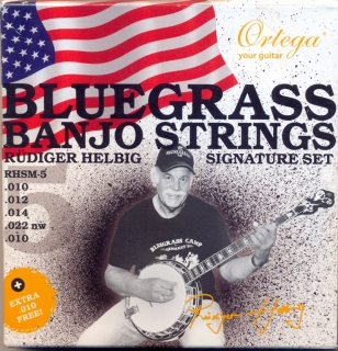 BLUEGRASS BANJO STRINGS