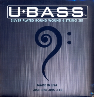 KALA SILVER PLATED BASS STRINGS
