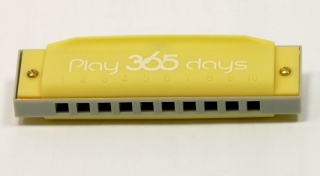 SUZUKI PLAY 365 HARMONICA 01 - LEMON