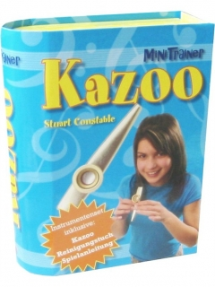 MINI TRAINER - KAZOO (DEUTCH)