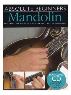 ABSOLUTE BEGINNERS - MANDOLIN + CD