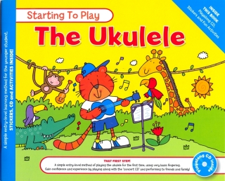 STARTING TO PLAY THE UKULELE