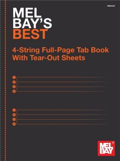 MEL BAY´S BEST TAB BOOK