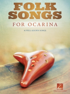 FOLK SONGS FOR OCARINA