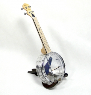 GOLD TONE LITTLE GEM LG-D BANJOLELE - DIAMOND