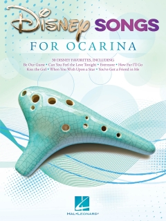 DISNEY SONGS FOR OCARINA