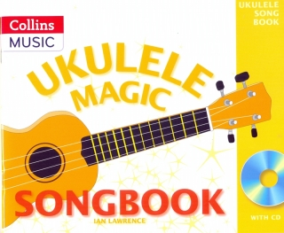 UKULELE MAGIC SONG BOOK