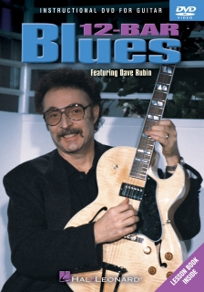 12-BAR BLUES INSTRUCTIONAL DVD FOR GUITAR