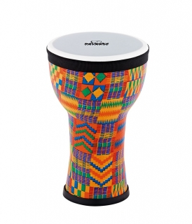 ELEMENTS MINI DJEMBE, KENYAN QUILT NINO-EMDJ-KQ