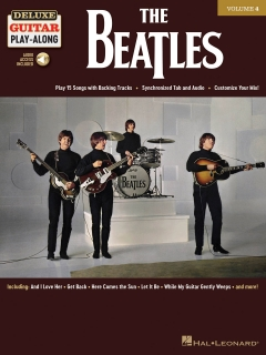 THE BEATLES - DELUXE GUITAR PLAY ALONG