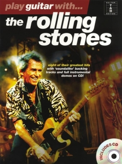PLAY GUITAR WITH THE ROLLING STONES