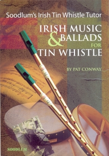 SOODLUM´S IRISH TIN WHISTLE TUTOR VOL. 2