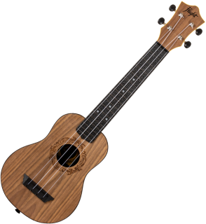 FLIGHT TUSL50 ABS OŘECH SOPRANO - WALNUT LONG NECK