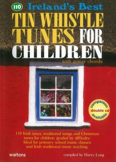 IRELAND´S BEST TIN WHISTLE TUNES FOR CHILDREN