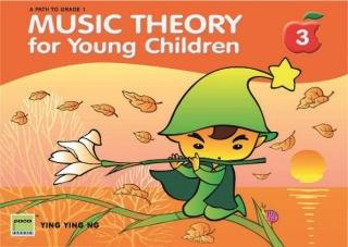 MUSIC THEORY FOR YOUNG CHILDREN 3 (AJ)