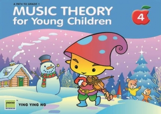 MUSIC THEORY FOR YOUNG CHILDREN 4 (AJ)